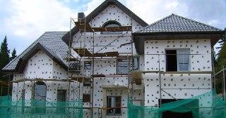 Фасадные работы Казань цена от 266 руб. м2